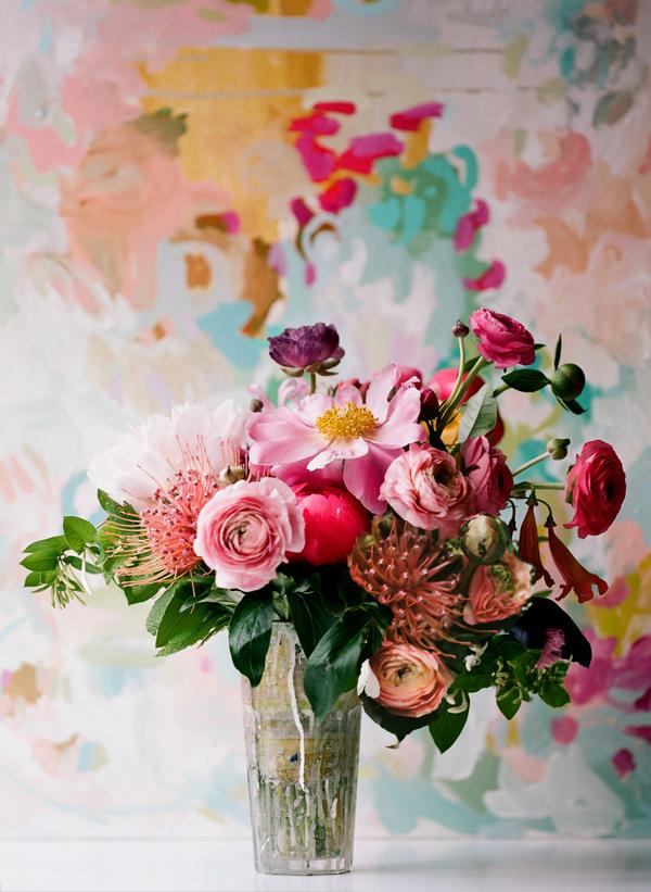 floral inspiration ranunculus, Natural flower