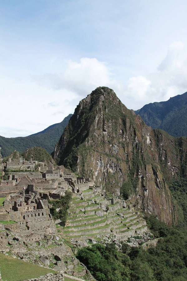machu picchu / a thousand threads