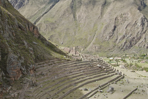 inca trail / a thousand threads