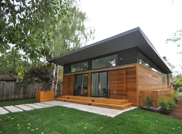 Top 5 green modular homes or the sexiest mobile homes you for Studio home designs
