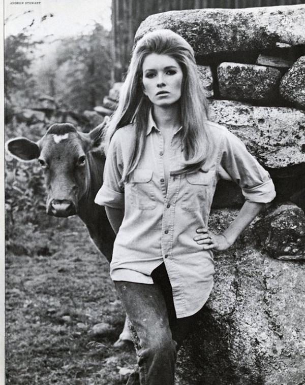 martha stewart's modeling career