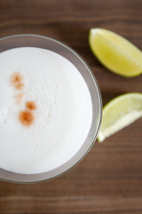 pisco sour / a thousand threads